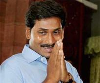 Jagan Mohan Reddy visits Praksam district