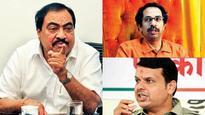 Maharashtra: Devendra Fadnavis, Uddhav Thackeray closing the door on Khadse?