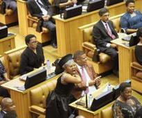 Debate makes breakfast of Zuma