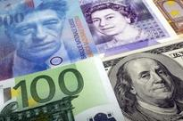 Dollar falls versus euro on profit taking; Fed rate-hike bets cool