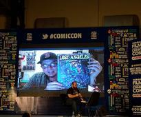 Geeks unite at the Mumbai Film and Comic Con 2015
