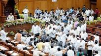 Karnataka legislature not to sit on Nov 28 due to Oppn protest