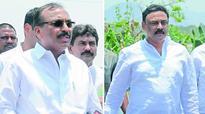 N Chandrababu Naidu helps rival factions bury hatchet, work for Telugu Desam