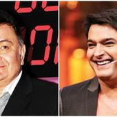 WHOA! Kapil Sharma just got a SPECIAL GIFT from Rishi Kapoor and he's damn EXCITED about it