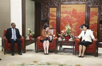 China to Work with WHO, UNAIDS to Help Developing Countries