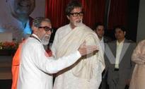 Amitabh Bachchan recalls Bal Thackeray's support during bofors scandal
