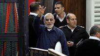 Egypt court overturns life sentence for Brotherhood chief