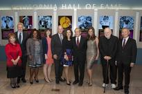 Governor Brown and First Lady Honor 2016 California Hall of Fame Inductees