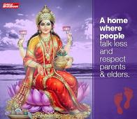 Everyone Can Be Rich If You Know These 15 Secrets About Where Goddess Laxmi Resides in a Home!