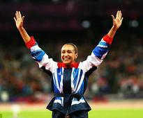 Jessica Ennis-Hill was a golden girl who never changed... the retiring London 2012  star conquered the world as Olympic champion but always stayed true to her Sheffield roots