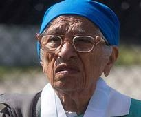 101-yr-old athlete fails to get visa for Asian Masters meet