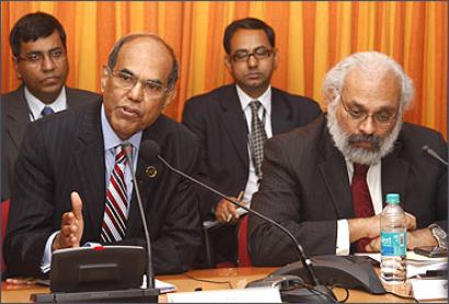 Chidambaram greeted all but ignored me at a G20 meet: Subbarao