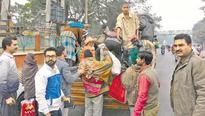 Over 50 beggars shifted to night shelters in Ludhiana