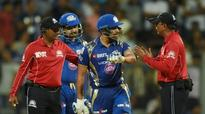 IPL: Rohit fined for confronting umpire