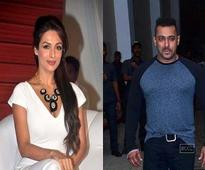 Malaika Arora Khan maintains silence over Salman's rape metaphor