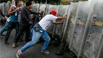 Venezuela gives sweeping 'emergency' powers to security forces