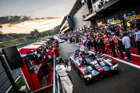 SCOT - Audi wins LMP1 at Spa >