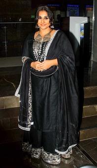 PIX: Vidya, Gauahar Khan launch Begum Jaan trailer