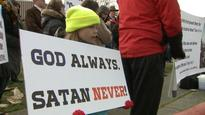 Just in time for Christmas, Satan club opens at Wash. elementary school