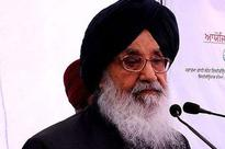 Prakash Badal Accuses Congress of Politicising Sesitive Issues in Punjab