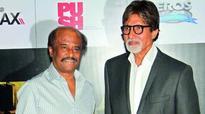 Rajinikanth is the true emperor: Amitabh Bachchan