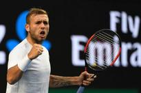Dan Evans stuns Bernard Tomic to move into last 16 of Australian Open, Andy Murray through