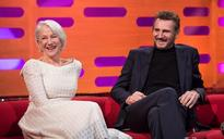 Liam Neeson and Dame Helen Mirren discuss their love affair: 'I was smitten'