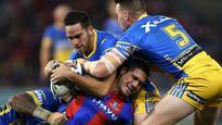 Eels win thriller against Knights