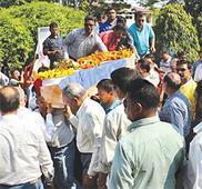 Thousands bid tearful adieu to Abhijit Sarma in Jorhat