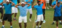 Indian Players Dance To Afghan Jalebi To Celebrate Their Davis Cup Win Over South Korea