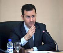 Syria's Bashar al