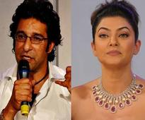 Wasim Akram dismisses rumors of wedding with Sushmita Sen