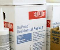 WALL STREET STOCK EXCHANGE : DuPont expects SEC to finish review of Dow merger by June