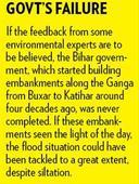 Better disaster management & preparedness needed to manage floods