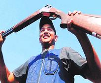 Dismal show by Indian trio mens trap event at ShotGun WC