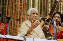 Thumri queen reigns supreme