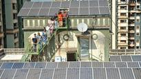 Borivali society goes solar, expects to save Rs 10 lakh per year