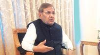 Impose prohibition, else it nullifies benefits of yoga: Sharad Yadav