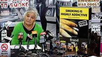 Big tobacco's threat