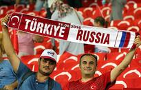 Much-anticipated Russia-Turkey football friendly ends with scoreless draw