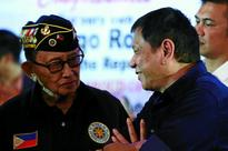 Ramos accepts Duterte offer to become special envoy to China