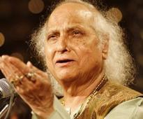 A musical night of Indian classical music