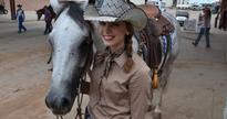Piedmont horse & rider winning partners