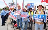 Former U.S. Marine arrested in Okinawa over murder case