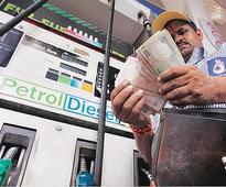 Petrol prices hit Rs 73 per litre in Delhi, highest since July 2014