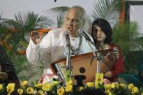 Classical Vocalist Pandit Jasraj Performs at IG Park on Dec 17