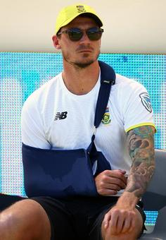 Steyn out for six months after shoulder surgery