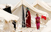 Iraqi camps overwhelmed as  residents flee Falluja fighting