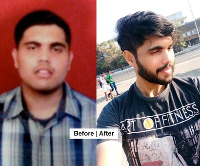 #FatToFit: How I lost 25 kilos in 2 months