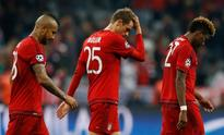 Atletico send Bayern out in third straight Champions League semifinal